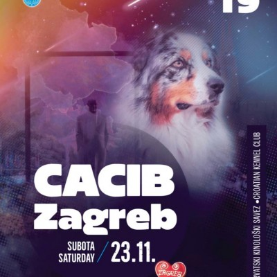SPECIALTY DOG SHOW FOR SIGHTHOUNDS  Zagreb - CACIB SHOWS - Urania dei Mangialupi results